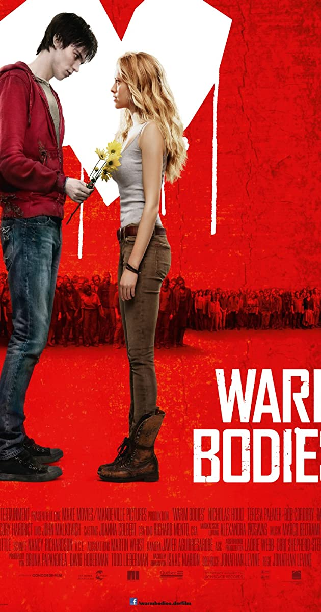 Subtitle of Warm Bodies