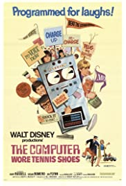 The Computer Wore Tennis Shoes (1969) film en francais gratuit