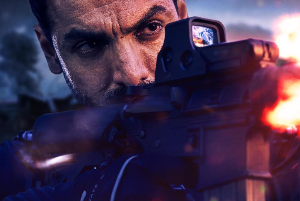 Attack (2020) Hindi 720p HDRip Esubs DL