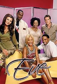 Ali Landry Monteverde, Natalie Desselle Reid, Jason George, Brian Hooks, Sean Maguire, and Eve in Eve (2003)