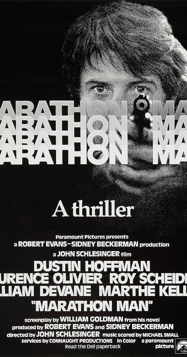 Subtitle of Marathon Man