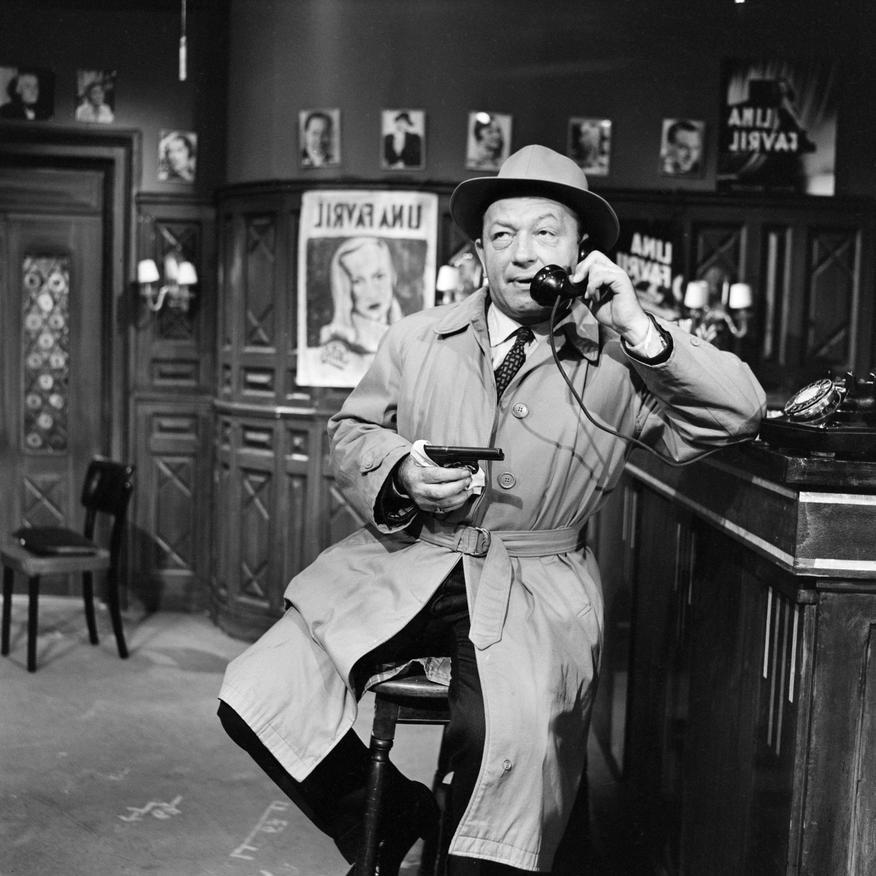 Jean Daurand in Les cinq dernières minutes (1958)
