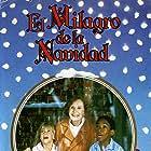 Katherine Helmond, Melissa Joan Hart, Sid Caesar, and Kimble Joyner in Christmas Snow (1986)