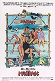Meatballs (1979) Poster - Movie Forum, Cast, Reviews