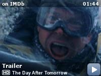 reaction paper about the day after tomorrow movie