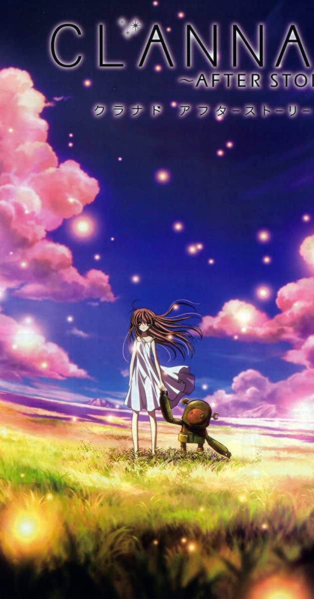 Clannad After Story Tv Series 2008 2009 Clannad After Story