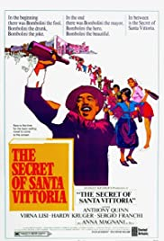 The Secret of Santa Vittoria (1969) Poster - Movie Forum, Cast, Reviews