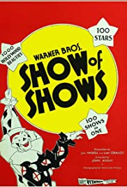 The Show of Shows (1929) Poster - Movie Forum, Cast, Reviews