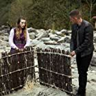 Michael Socha and Sophie Lowe in Once Upon a Time in Wonderland (2013)