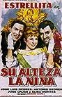 Su alteza la niña (1962) Poster