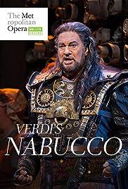 Verdi: Nabucco Poster