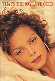 Janet Jackson: That's the Way Love Goes Poster