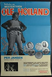Ballad of the Masterthief Ole Hoiland Poster