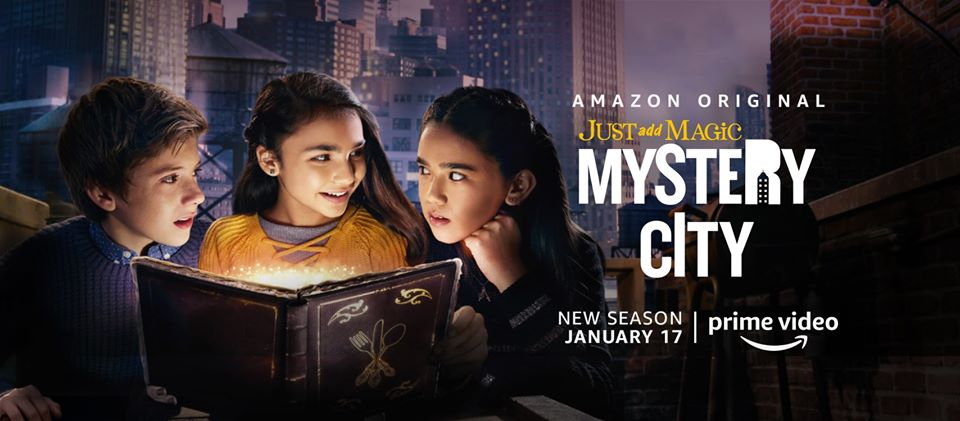 Just Add Magic Mystery City (2020) Serial Online Subtitrat