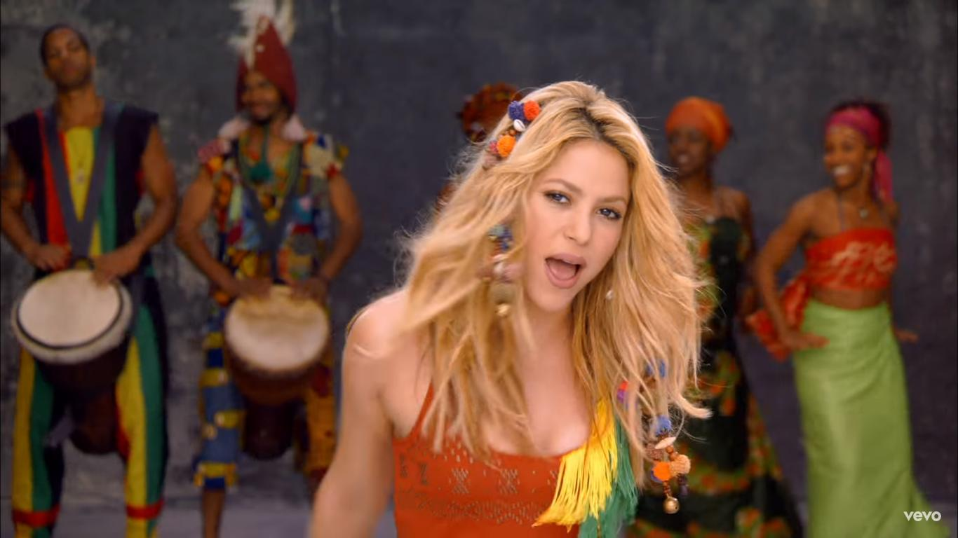 Shakira Feat Freshlyground Waka Waka This Time For Africa Video 2010 Photo Gallery Imdb