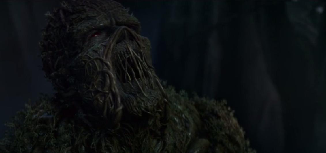 Derek Mears in Swamp Thing (2019)