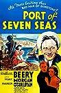 Port of Seven Seas (1938) Poster