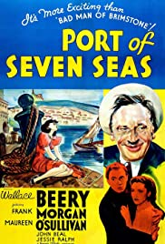 Port of Seven Seas Poster