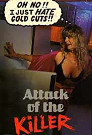 Attack of the Killer Refridgerator Poster