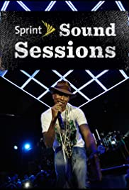 Pharell Williams: Sprint Sound Sessions Poster