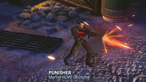 Marvel Heroes 2016: The Punisher