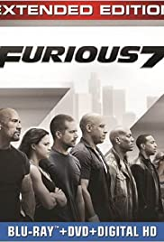 Furious 7: Tower Jumps Poster