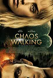 Chaos Walking (2021) DVDScr English Movie Watch Online Free