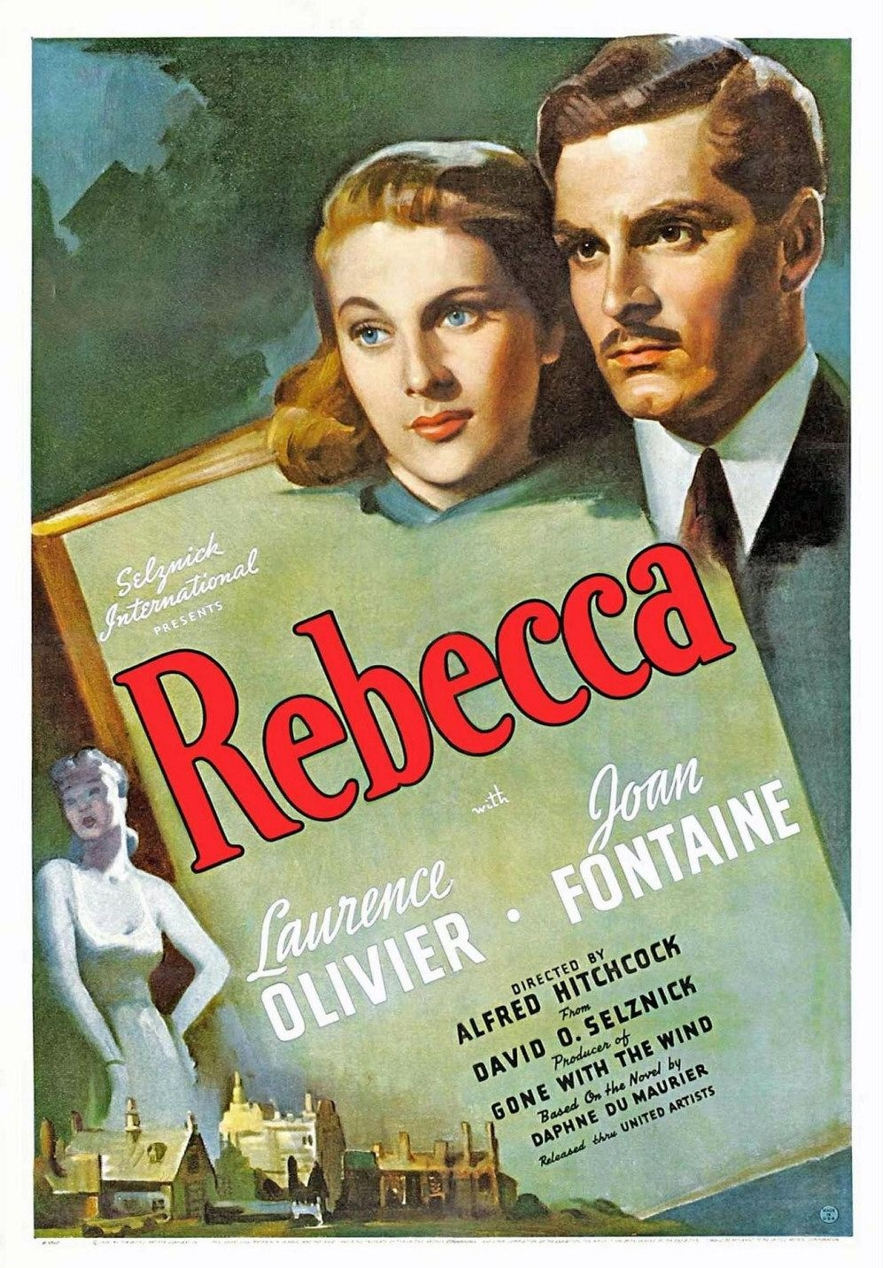REBEKA (1940) / REBECCA