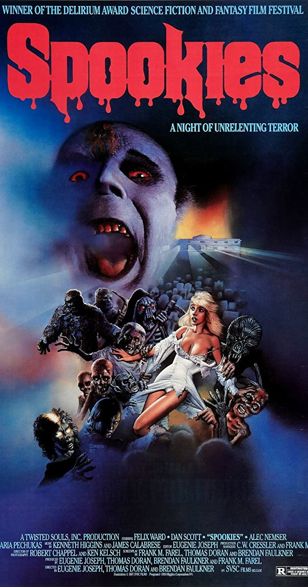 Spookies (1988) Subtitles