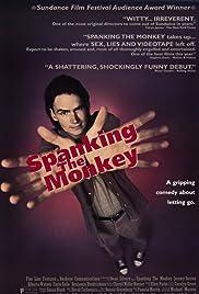 Spanking the Monkey Poster