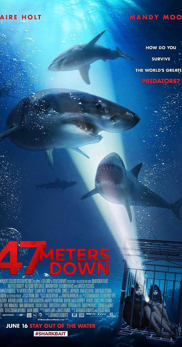 Subtitle of 47 Meters Down