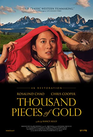 Where to stream Thousand Pieces of Gold