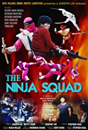 The Ninja Squad (1986) Poster - Movie Forum, Cast, Reviews