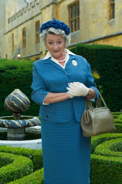 Sorcha Cusack in Father Brown (2013)