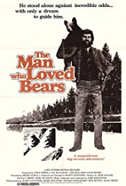 The Man Who Loved Bears Poster