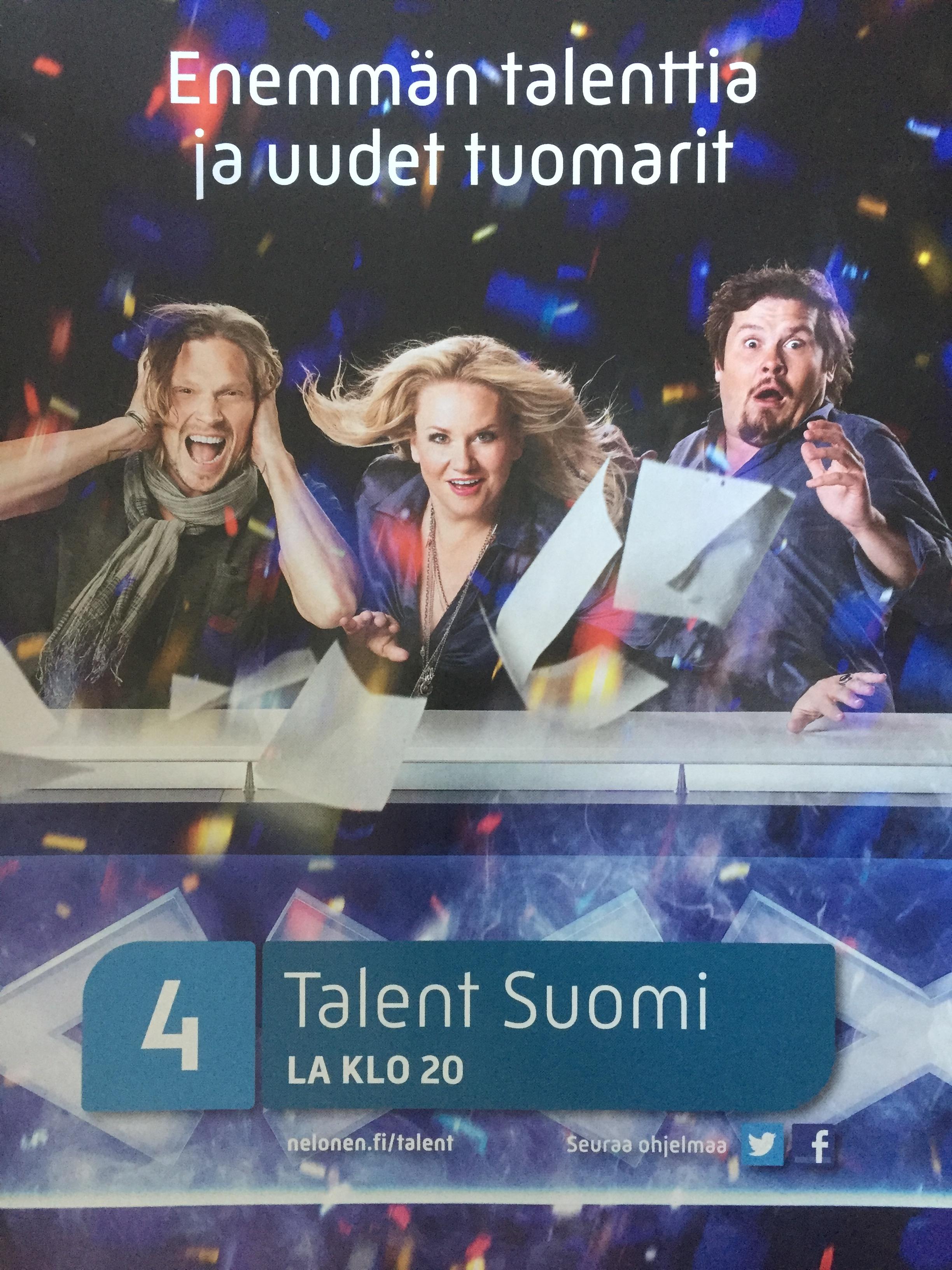 Talent Suomi (TV Series 2007– ) - IMDb