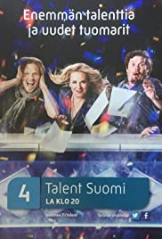 Talent Suomi Poster