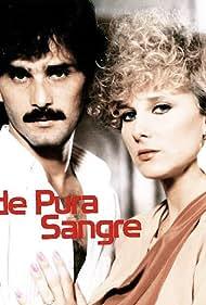Christian Bach and Humberto Zurita in De pura sangre (1985)