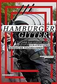 Hamburger Gitter Poster