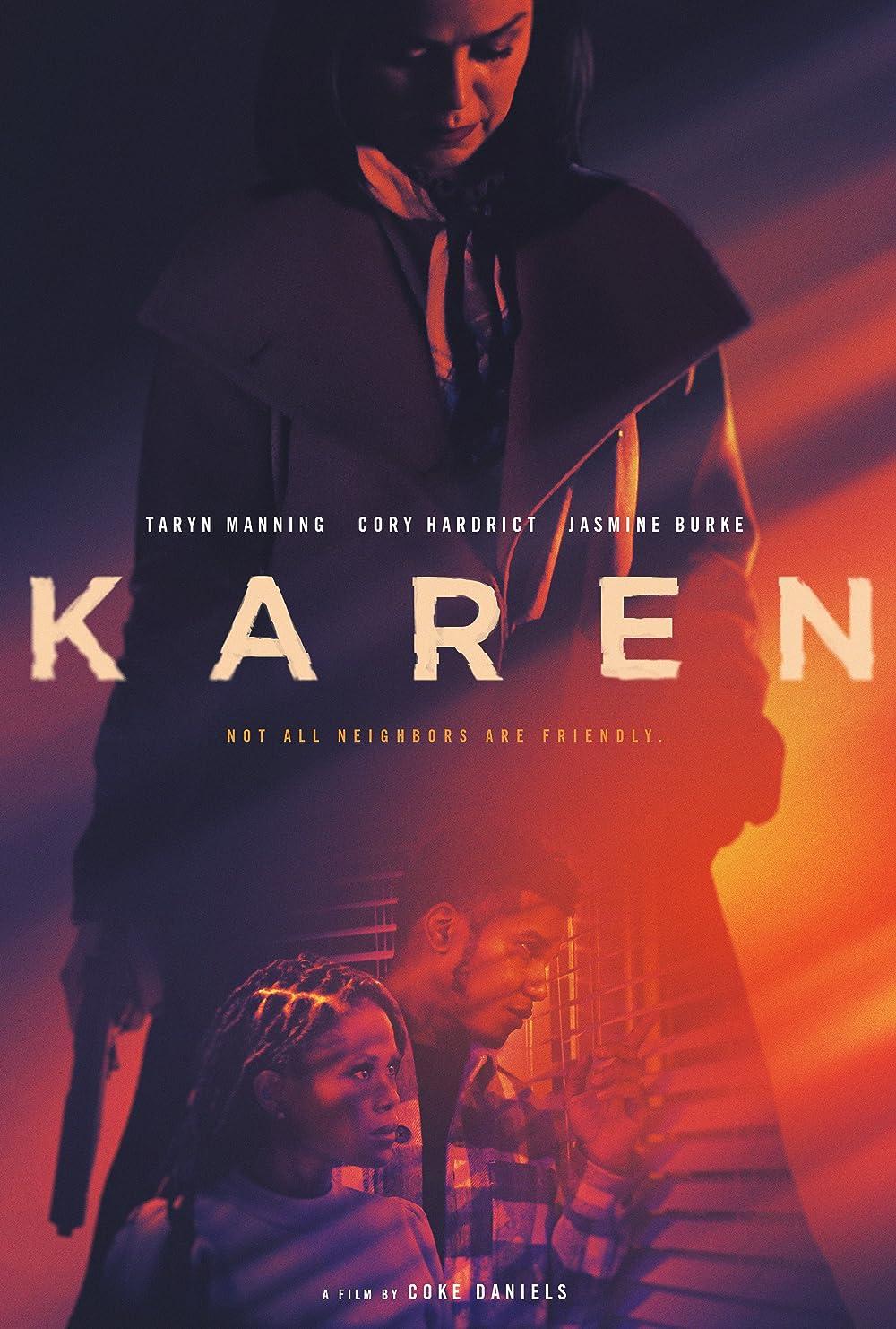 Download Karen (2021) Full Movie [In English] With Hindi Subtitles | WebRip 720p [1XBET] FREE on 1XCinema.com & KatMovieHD.sk