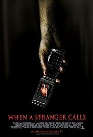 When a Stranger Calls(2006) Poster - Movie Forum, Cast, Reviews