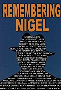 Primary photo for Remembering Nigel