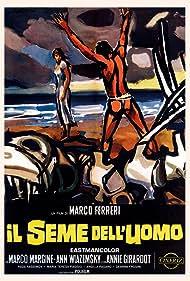 Il seme dell'uomo (1970) Poster - Movie Forum, Cast, Reviews