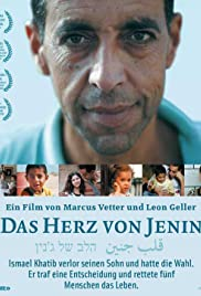 The Heart of Jenin Poster