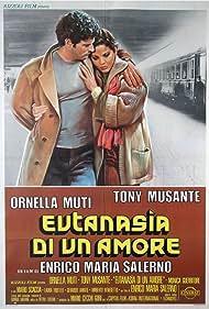 Ornella Muti and Tony Musante in Eutanasia di un amore (1978)