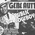Gene Autry, James C. Morton, and Ann Rutherford in Public Cowboy No. 1 (1937)