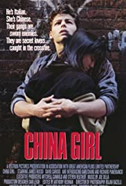 China Girl (1987) Poster - Movie Forum, Cast, Reviews