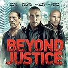 Danny Trejo, Vinnie Jones, and Luke Goss in Beyond Justice (2014)