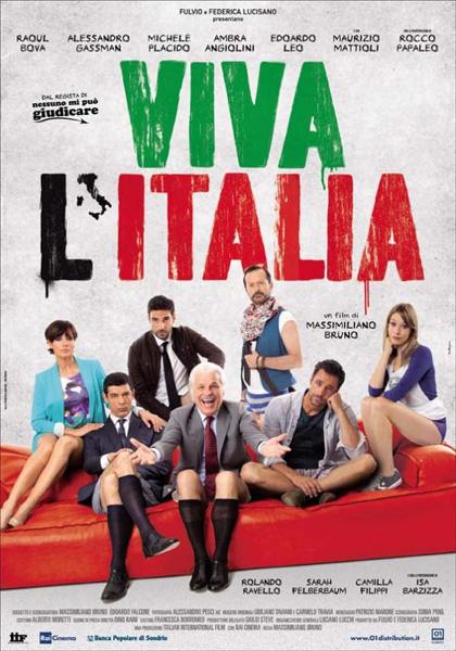 TEGYVUOJA ITALIJA (2012) /  VIVA L'ITALIA online