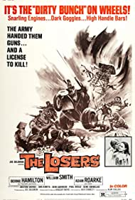 The Losers (1971) Poster - Movie Forum, Cast, Reviews